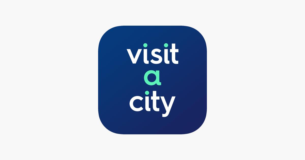 Visit a city come utilizzare l'app per le visite guidate