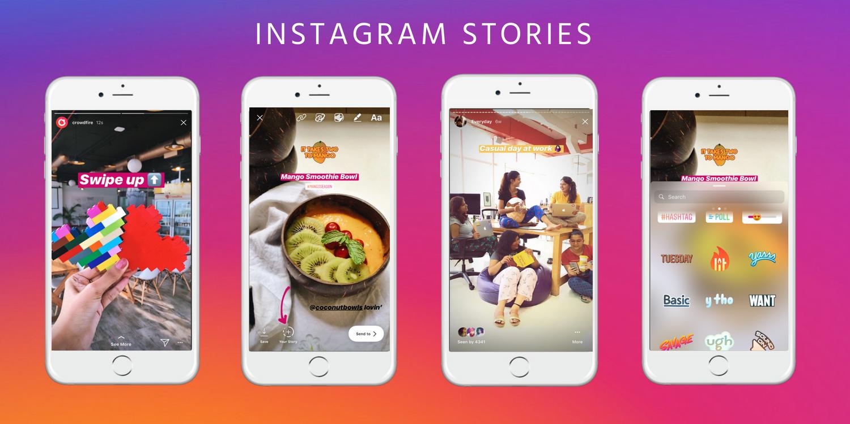 Instagram – Storie in evidenza