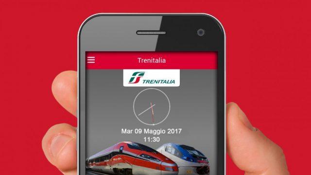 Trenitalia come mostrare il biglietto