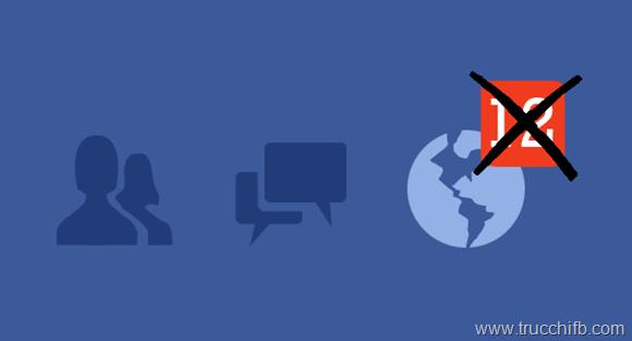 Come togliere le notifiche da Facebook