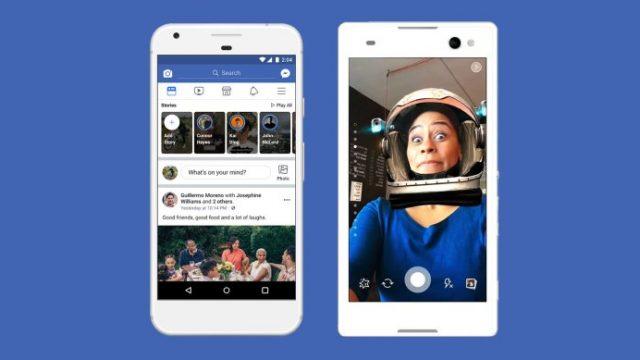 Facebook che cosa sono le storie e come funzionano