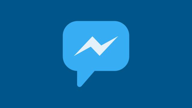 Come inviare la posizione attuale tramite Messenger