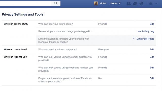 Come inserire o modificare il nome utente della pagina Facebook