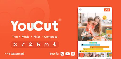 YouCut taglia montare e creare video