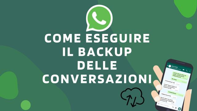 Come eseguire il backup-WhatsApp